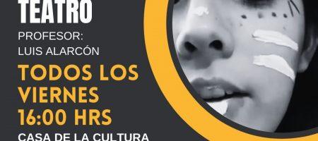 """TALLER DE TEATRO                                                """"REPRESENTACIONES HISTÓRICAS"""""""